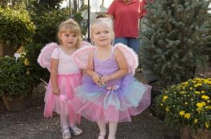 Two Little Fairies...