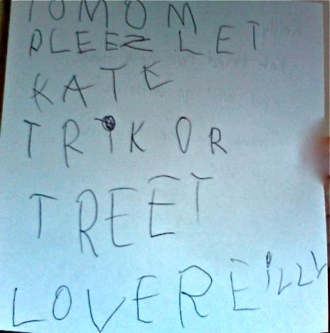 Trik or Treet