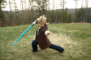 Young Jedi Master