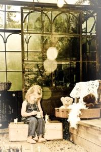 Tea with the Bears