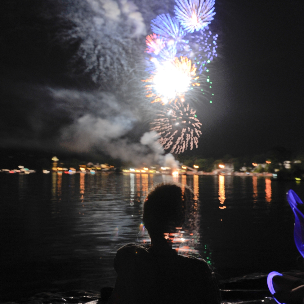 July 4th - Lake Winnipesaukee