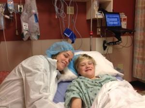 Tonsillectomy at Ten