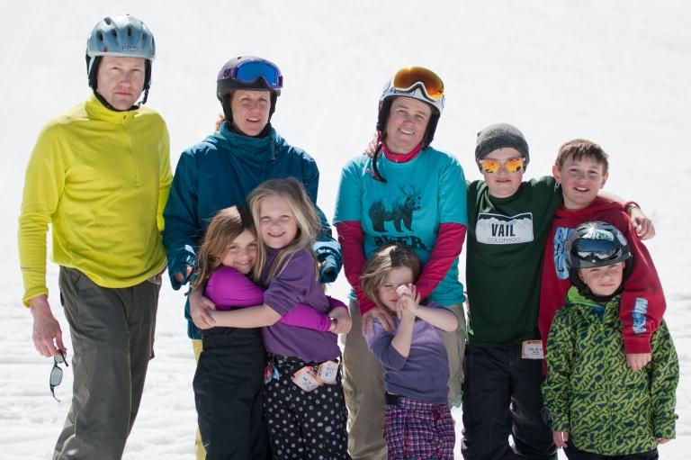 Sunday Ski Gang